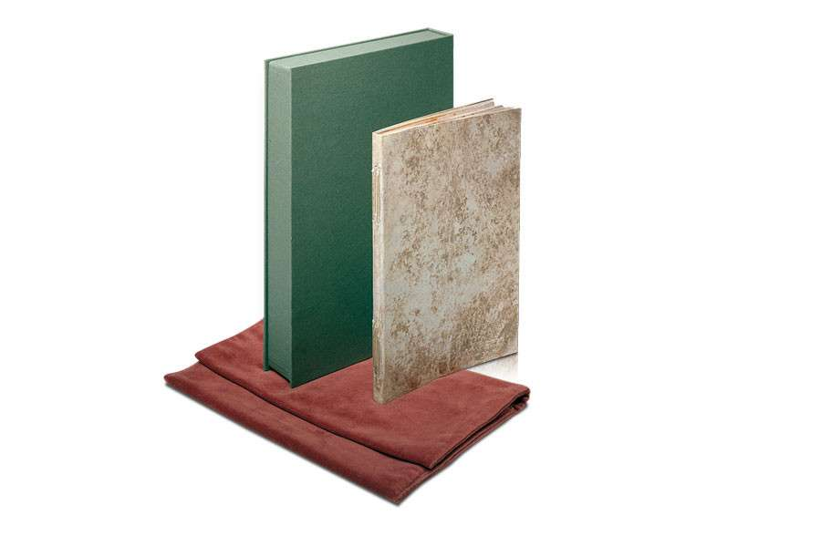 ILLUMINATED FACSIMILES®, Faksimile Verlag – Musterbuch des Giovannino de' Grassi – photo 01, copyright Faksimile Verlag