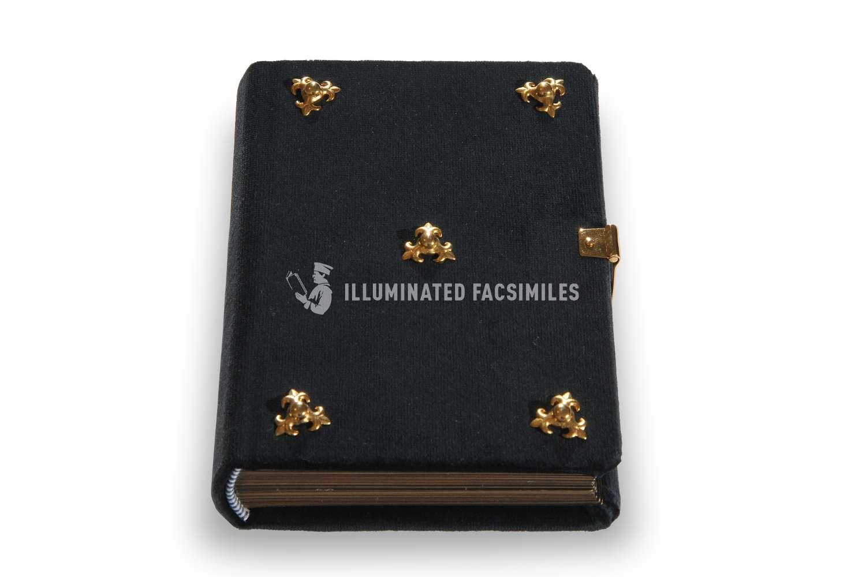 ILLUMINATED FACSIMILES®, Faksimile Verlag – Schwarzes Stundenbuch – photo 01, copyright Illuminated Facsimiles
