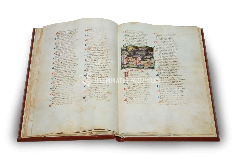 ILLUMINATED FACSIMILES®, Imago – Divina Commedia Angelica – photo 04, copyright Illuminated Facsimiles