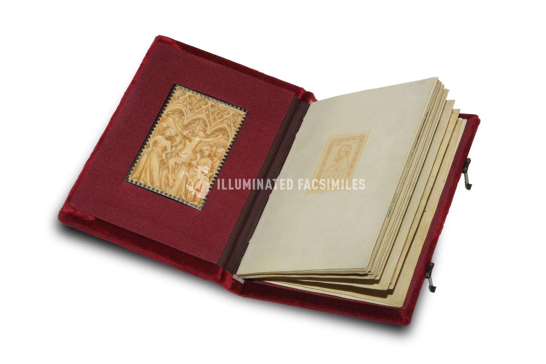 ILLUMINATED FACSIMILES®, Faksimile Verlag – Oxforder Bibelbilder – photo 01, copyright Illuminated Facsimiles